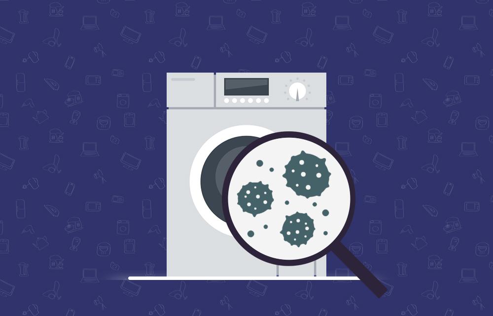 Грибок в стиральной машине